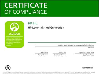 HP GREEN GUARD